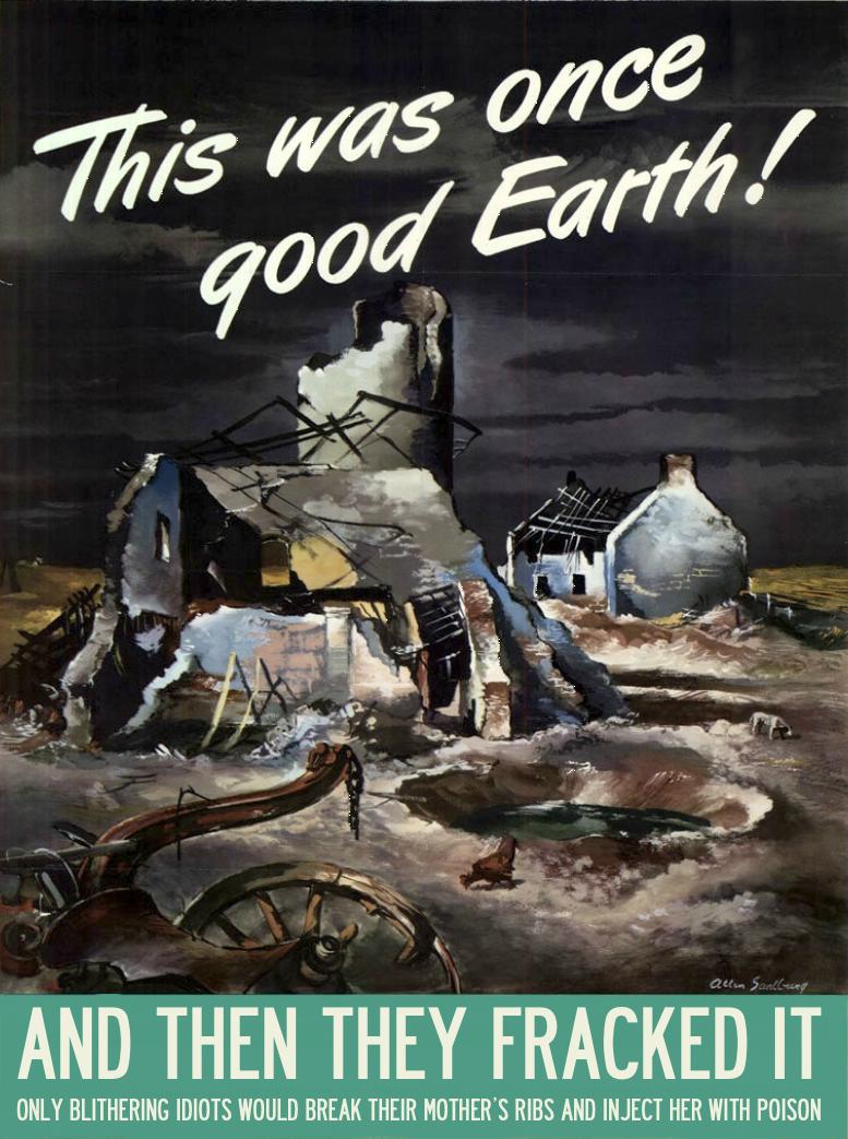The Good Earth by poasterchild