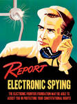 Report Electronic Spying