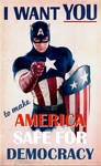 Captain America Wants You!