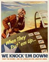 Knock 'Em Down by poasterchild