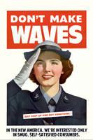 Don't Make Waves! by poasterchild