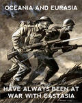 Remember Citizens: The War Is Perpetual
