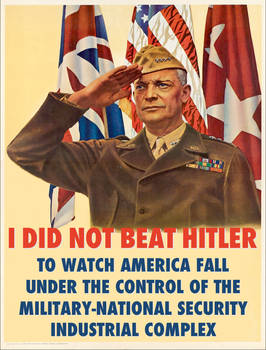 General Eisenhower Is Disappoint