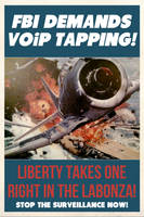 FBI Demands VOiP Tapping! by poasterchild