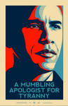 A Mumbling Apologist for Tyranny