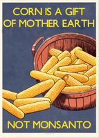 Corn Is A Gift of Mother Earth, Not Monsanto