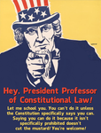 Let Me School You About Limited Government