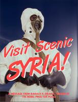 Visit Scenic Syria by poasterchild