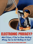 Electronic Privacy?