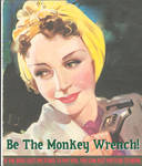 Be the Monkey Wrench