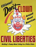 Don't Clown Around by poasterchild