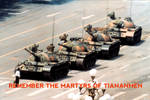 Remember the Martyrs of Tiananmen