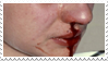 Stamp 31. Nosebleed by toby-senpai