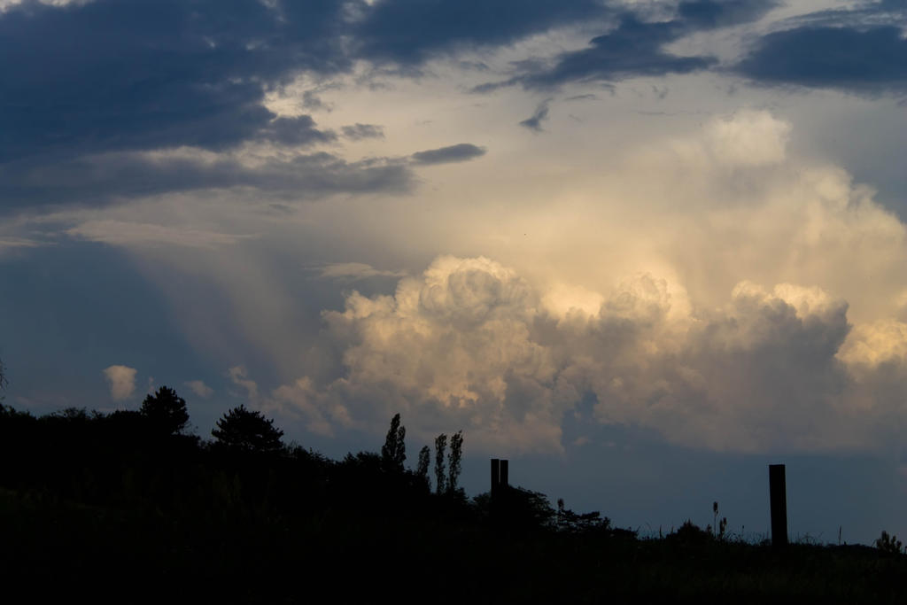 Mix of Clouds by Anonimus79