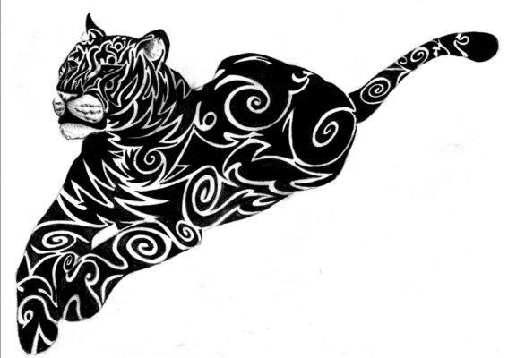 x.tribal.tiger.x by xcourtkneex