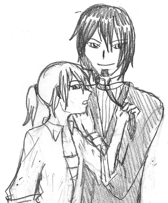 Master and Butler by sarani-chan