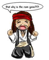 Rum? by JKaz