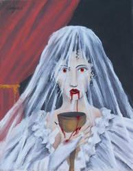 Bloody Bride by Dracfan95