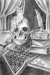 Dark Stories by Dracfan95