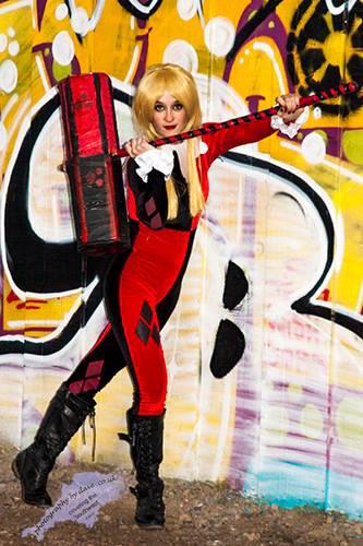 Harley Quinn by Nightwonderland