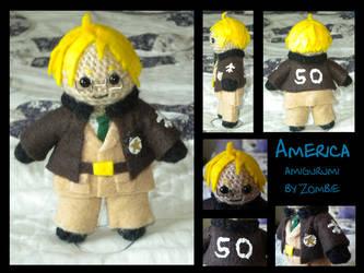America Ami by 518ZombiedDreams