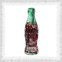 Coke typography