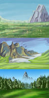 Backgrounds by CoyoteEsquire