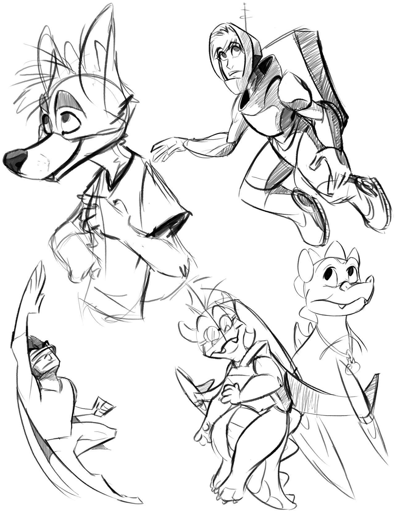 sketch daily 3-13-17 by CoyoteEsquire