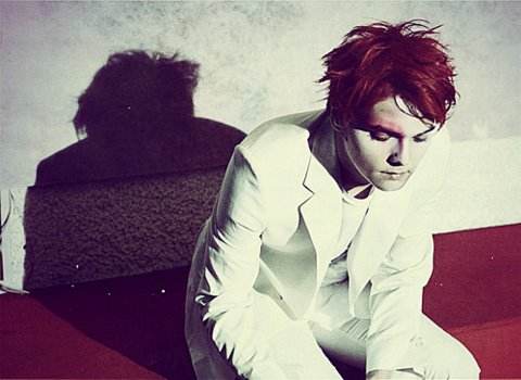 Gerard Way Red Hair by Cheemicals on DeviantArt