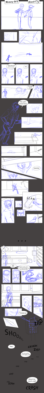 Memory OCT Round 1: Ichabod vs. Walter (5) by PhoenixTea