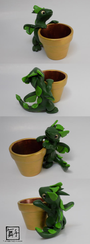 Lilliput Leaf by Tanbi-no-Kami