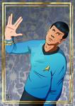 Spock - live long and prosper