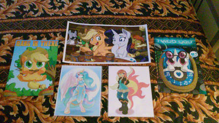 Equestria LA Prints by ultragamer89