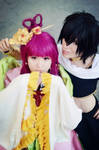 Judal And Ren Kougyoku cosplay