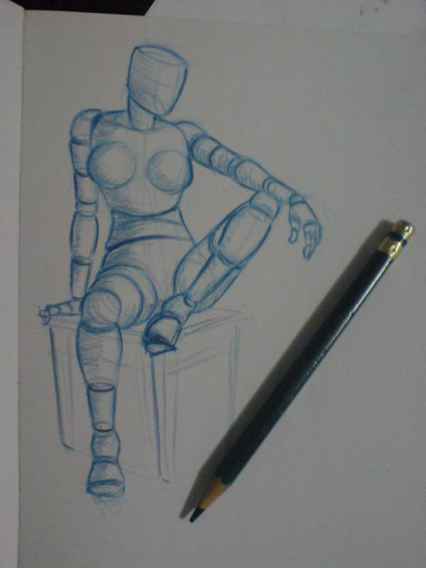 emmshin's figure drawing by emmshin