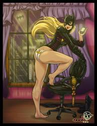 Batgirl by emmshin