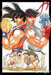 Gokou Vs. Ryu