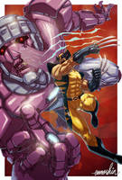 Wolverine by emmshin