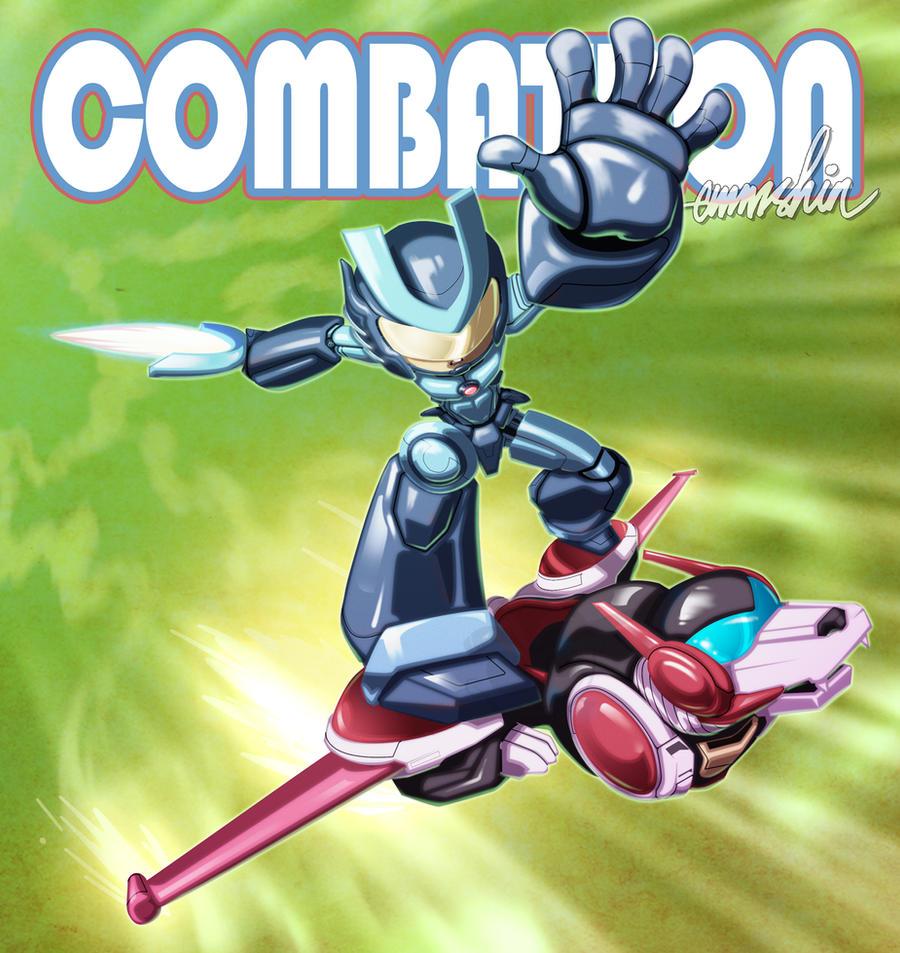 Combatron by emmshin