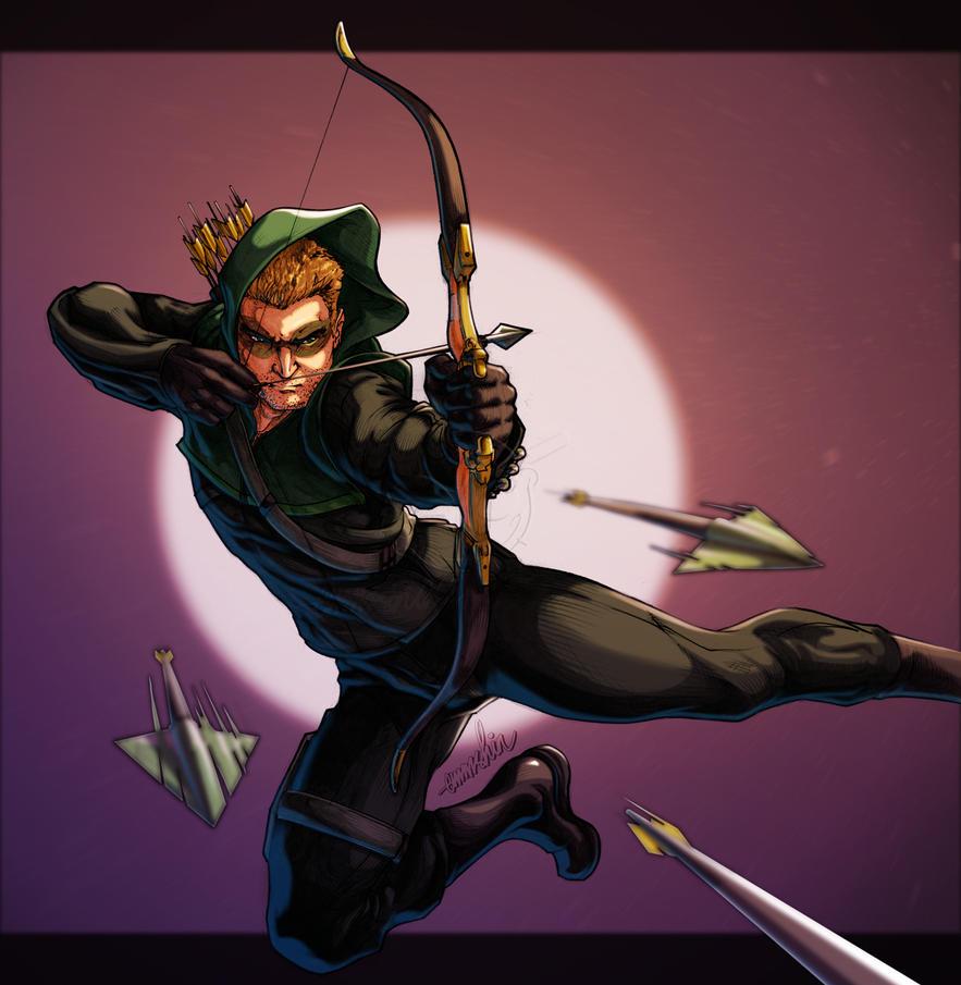 Arrow by emmshin