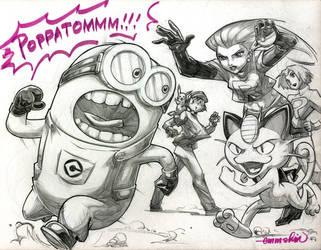 Pokeminion by emmshin