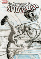 Spider-Man Vs Doctor Octopus (pencils) by emmshin