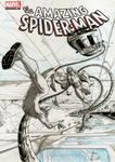 Spider-Man Vs Doctor Octopus (pencils)