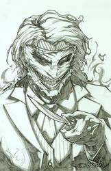 Joker (pencils)