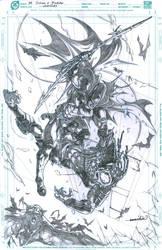 Batman Vs. Predator :pencils: