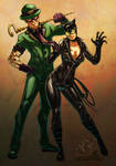 Riddler - Catwoman