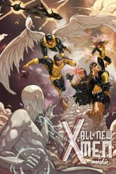 All-New X-MEN by emmshin
