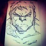 Hulkie (sketch)
