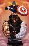 Winter Soldier v Captain America