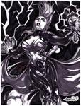 Marvel Now : Storm (pencils)